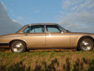 Daimler Double-Six Vanden Plas