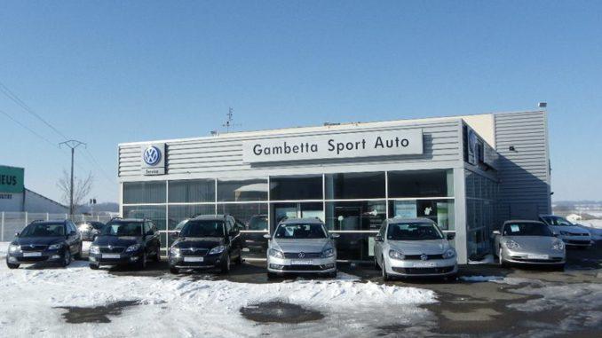 Gambetta Sport Auto - 16300 Barbezieux-Saint-Hilaire - 05 45 78 12 13