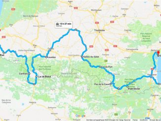 road-trip2018 itineraire